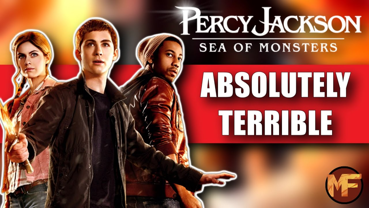 Download Sea of Monsters: How it Disrespected a Great Series (Percy Jackson Video Essay)