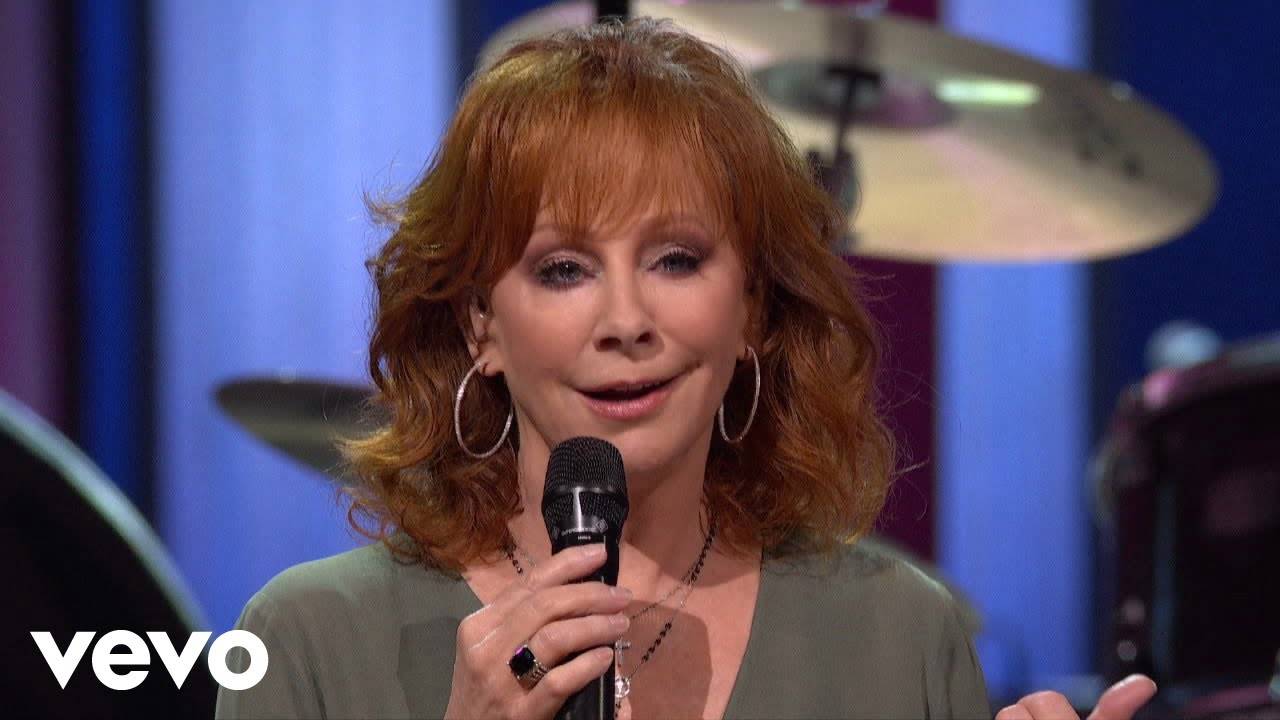 Reba McEntire - Fancy (Live From Good Morning America)