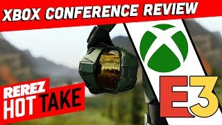 Did Xbox Win E3!? 2018 Conference Review! - Hot Take Game News