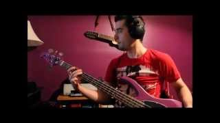 Eric Clapton - After Midnight - Bass Cover