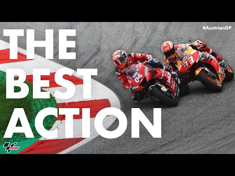 #AustrianGP 2019: All of the Best Action