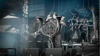 Behemoth Chant for Eschaton + 23 (The Youth Manifesto) @ Czech Metalfest 2012