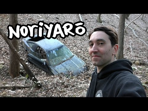 Thumbnail: Found a crashed Supra in the mountains in Japan