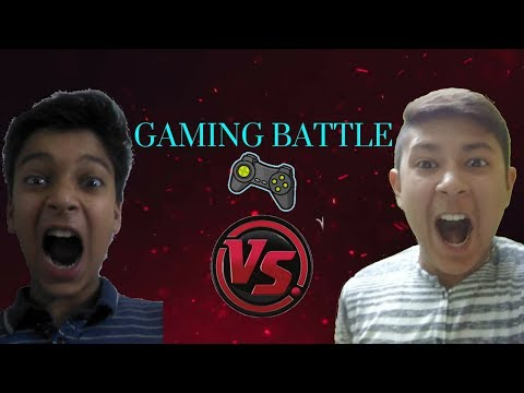 Introduction to a NEW Gaming Series - GAMING BATTLE !!! (ft. Slow Motion Science)