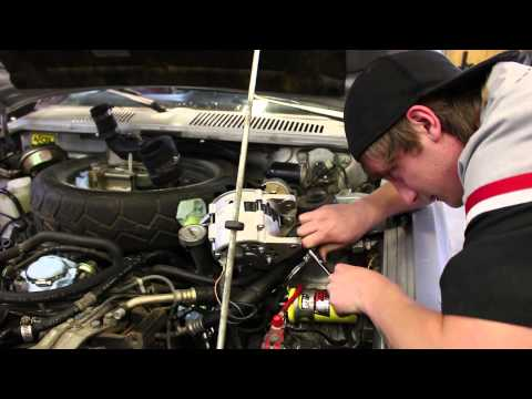 Vine video promoting the Automotive Technology Program at Klamath Community College