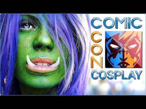 CCU 2018 - COSPLAY MOVIE (Comic Con Ukraine, cosplay video). 60fps