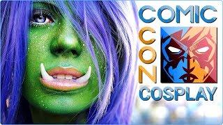 COMIC CON Ukraine 2018 - Cosplay Video