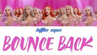 Little Mix - Bounce Back   Karaoke, Instrumental with lyrics