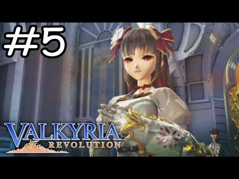 The Song Of Peace [Valkyria Revolution] #5