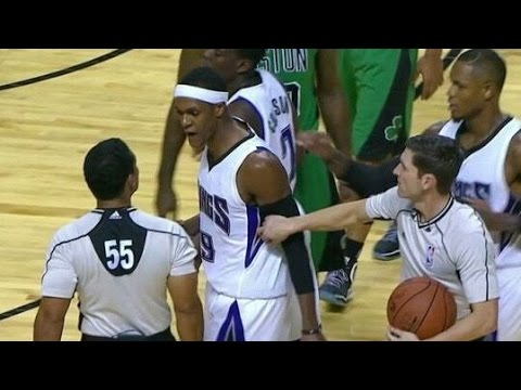 NBA Ref Bill Kennedy Comes Out as Gay After Rajon Rondo Slur
