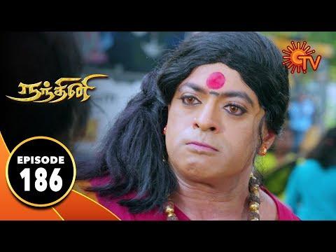 Nandhini - நந்தினி   Episode 186   Sun TV Serial   Super Hit Tamil Serial
