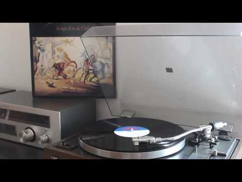 Salvador Dalí -  Interview on Vinyl Record (Je Suis Fou De Dali Complete)