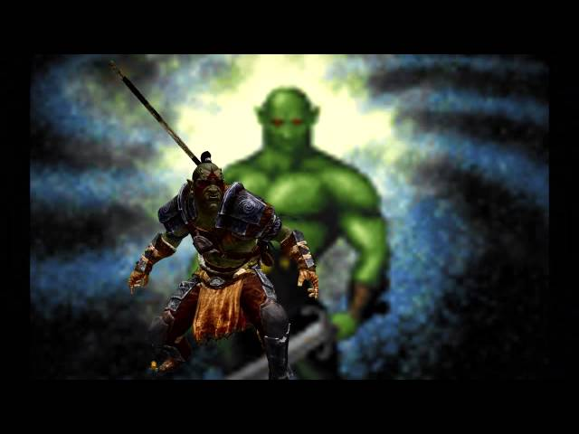 Skyrim Builds - Orsinium Outrider (Bandit Cavalry Hordes)