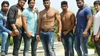 ALL Indian Top 70 GUJJAR  गुर्जर Boys Bodybuilding Photage video with mp3 song