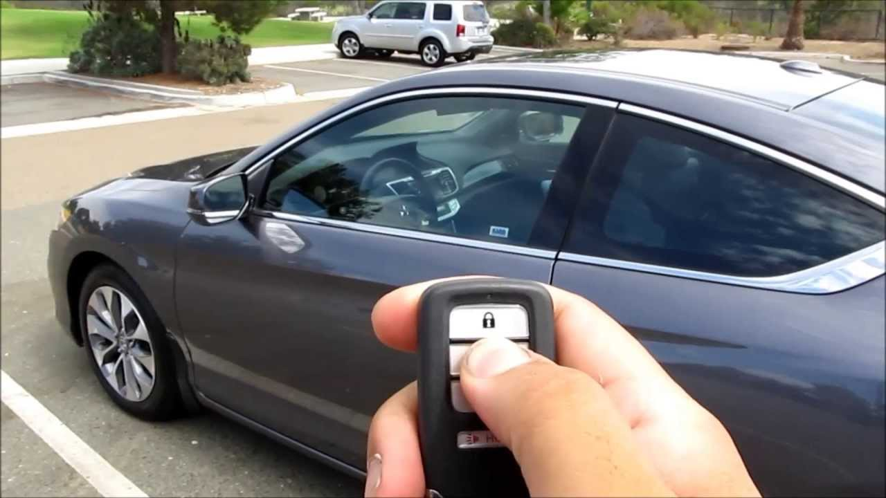 2013 honda accord coupe ex l walkaround and features youtube sciox Image collections
