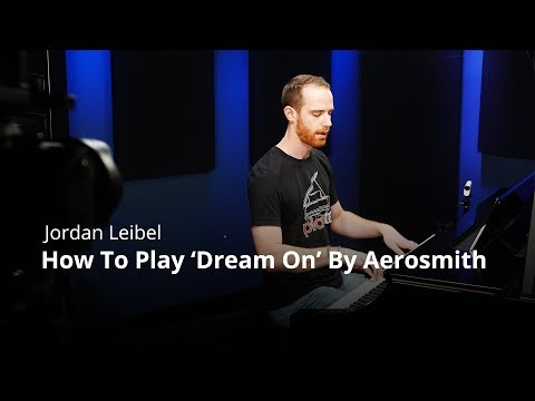 How To Play 'Dream On' By Aerosmith - Piano Lesson (Pianote)