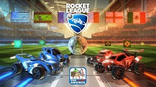 Rocket League - High-Octane, Rocket-Powered Battle Cars Playing Soccer (PS4 Gameplay)