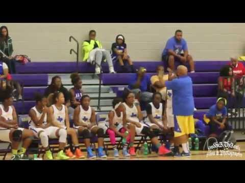"""Lady Hoopville at """"Fort Worth Summer Jam 2015"""""""