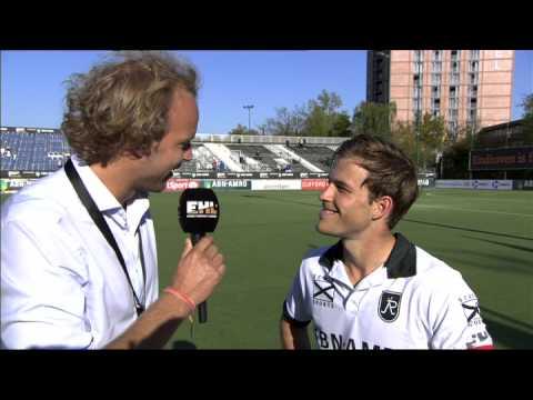 Interview MVP Jeroen Hertzberger Rotterdam - WKS Grunwald Poznan
