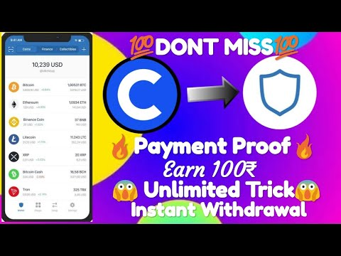 🔥 New Earning Airdrop Today|Instant Withdraw| 200 CCH SignUp | 5$ EVR Token | Kuber Airdrop | HINDI