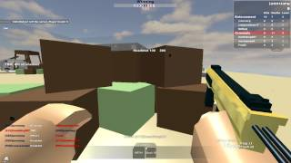 Roblox - Authority Random gameplay 31/1/2013 by Jimmy