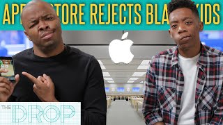 Black Students Kicked Out Of Apple Store - The Drop Presented by ADD