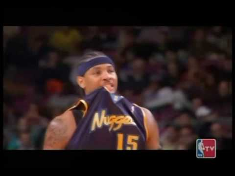 Allen Iverson & Carmelo Anthony Interview NBA TV