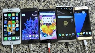 OnePlus 3T - Battery Life & Heat Test!