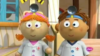 Tickety Toc en español - Capitulos completos - La hora del médico