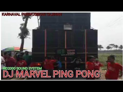 MD2000 DJ MARVEL PING PONG    KARNAVAL PURWOSEKAR TAJINAN