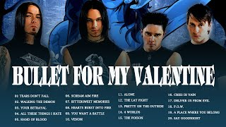 Bullet For My Valentine Greatest Hits | Best Of Bullet For My Valentine Full Album
