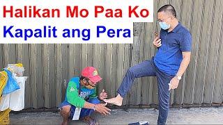 HALIKAN MO PAA KO Kapalit Ang Pera (with Uni-care)
