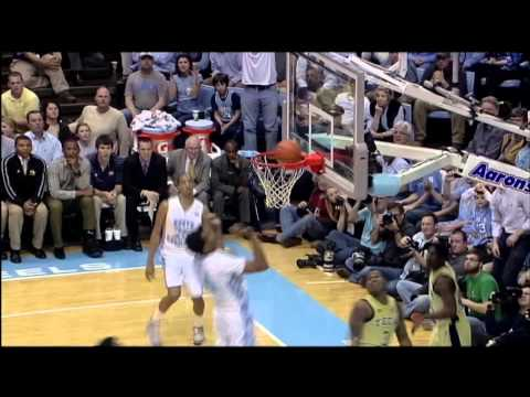 Carolina Basketball 2012-2013 Season Highlights