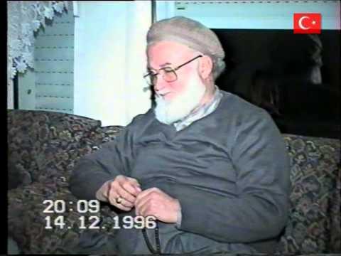 14 12 1996 İstanbul Silivri Sohbeti  dvd 1