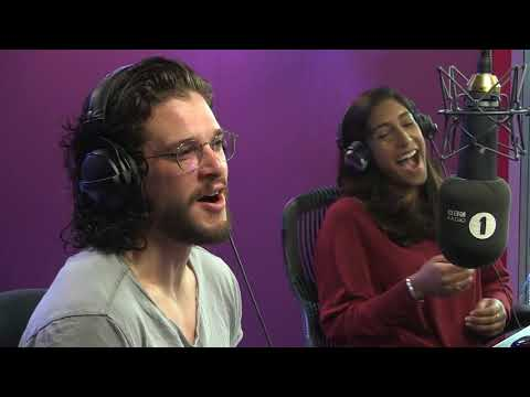 Thumbnail: Kit Harington gets a phone call from Maisie Williams