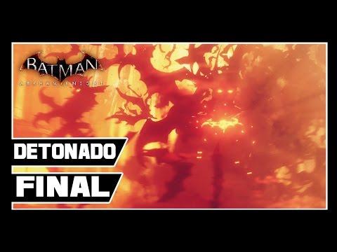 Batman Arkham Knight - Detonado #29 - FINAL!!!!!  [Dublado pt-br]