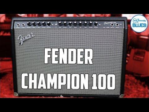 Fender Champion 100 Amplifier Re-Review - Is It Still A Good Amplifier?