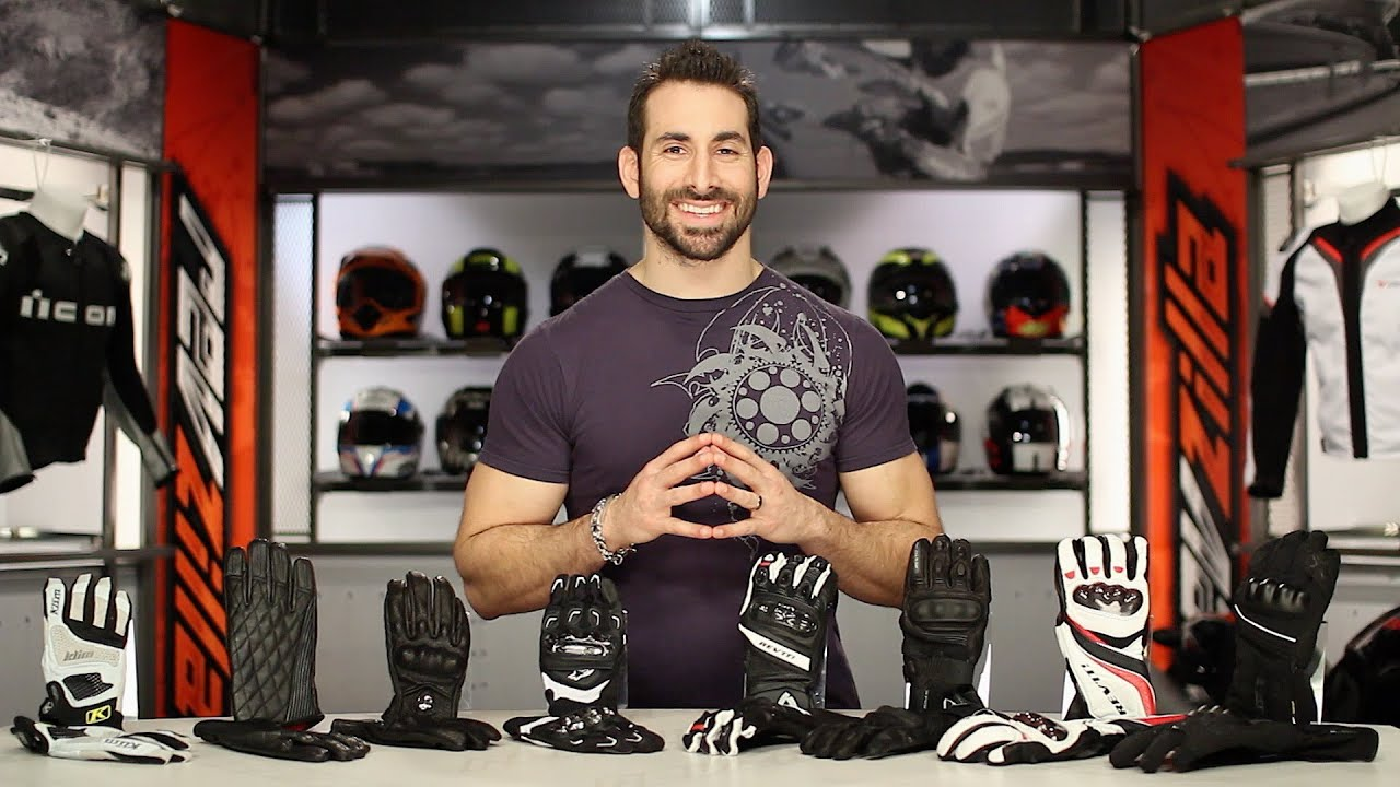 Motorcycle gloves guide - 2014 Ladies Motorcycle Gloves Boots Buying Guide At Revzilla Com Youtube
