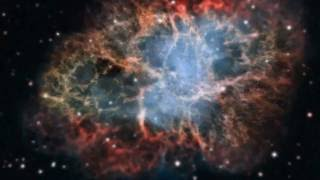 The Crab Nebula as never seen before -Hubble Telescope