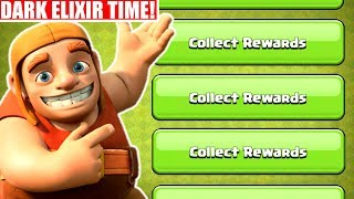 BEST TIME OF THE MONTH FOR DARK ELIXIR!! - Clash Of Clans