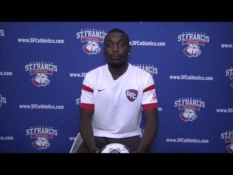 Meet The 2015 SFBK Soccer Team: John Makaya