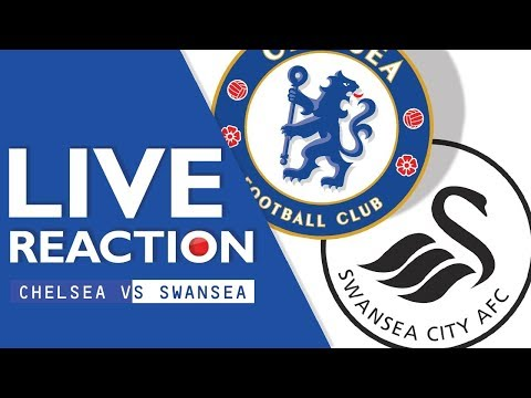 Chelsea Vs Swansea (Live Reaction) - Watch Along