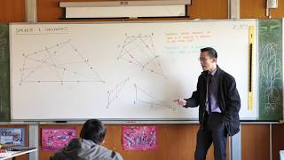 Midpoints & Parallel Lines in Polygons (3 of 3: A tough problem)