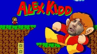 Alex Kidd In a Miracle World PT#02 - O problema é se acostumar com a música e o controle