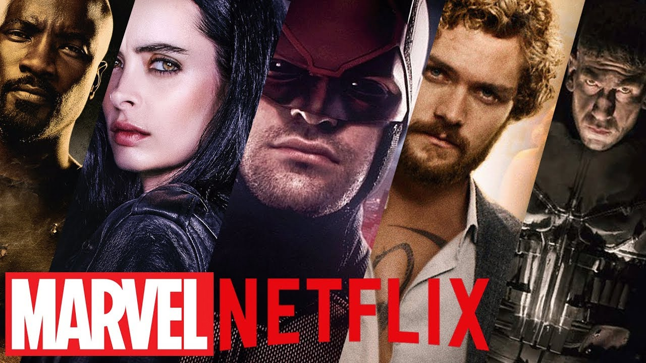 Resultado de imagen para the defenders y the punisher netflix