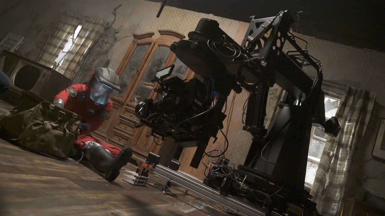 Robot Camera | Making of Turning Point - Robot Camera | Making of Turning Point