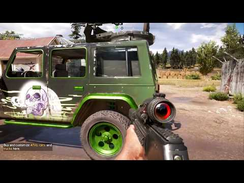(Far Cry 5) Part 42: Cash Run - Holland Valley 1st Edition