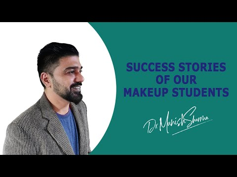 Interview Of Moin Khan From Sri Lanka, After Pro Makeup Training From National Skin Institute