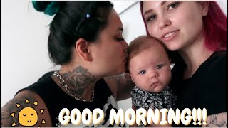 FAMILY MORNING ROUTINE | LGBTQ