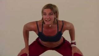 Aerobic Fatburner - Warm-Up mit Jennifer Hößler